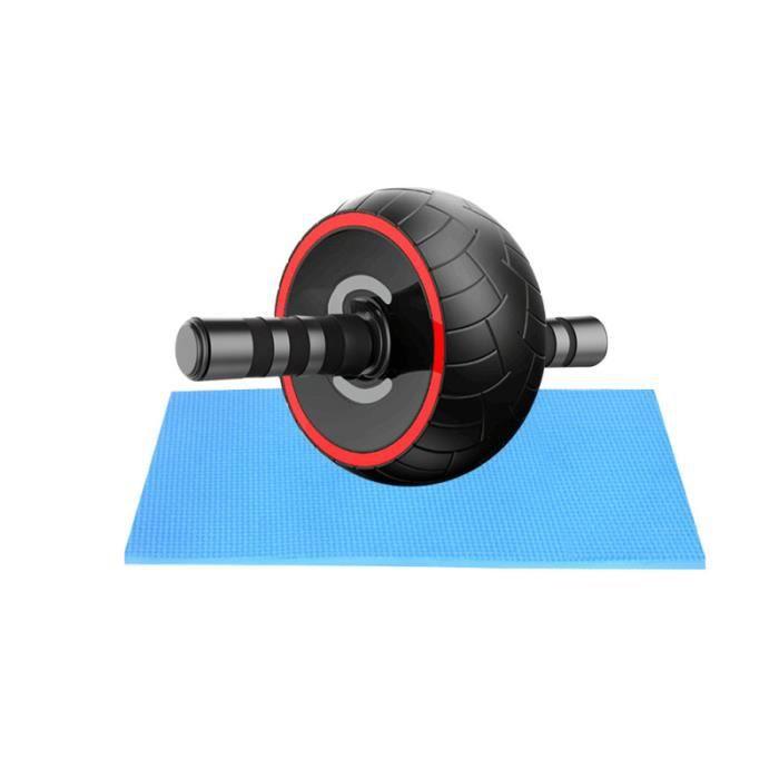 1 ensemble de rouleau d'exercice abdominal antidérapant équipement d'entraînement pratique Cruncher APPAREIL ABDO - PLANCHE ABDO
