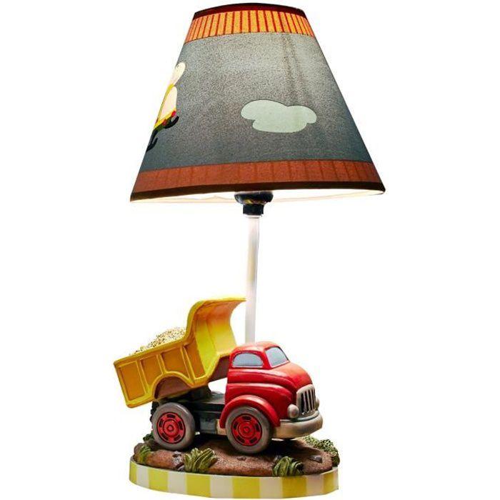 Lampe chevet pour enfant