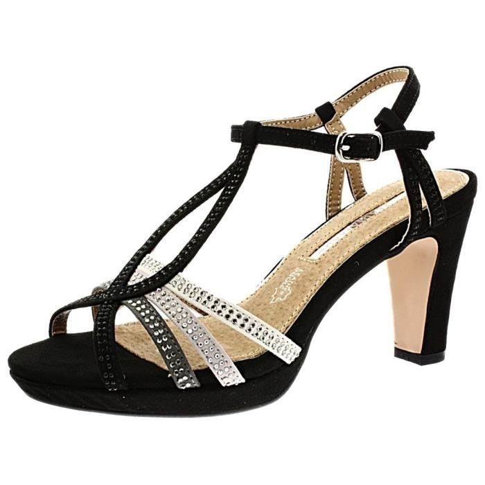 pieds 66207 66207 sandales nu mare femme maria 1T0Tf5wq