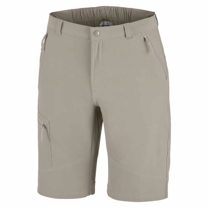 vast selection best sell closer at Vêtements homme Shorts Columbia Triple Canyon 10 Gris Gris ...