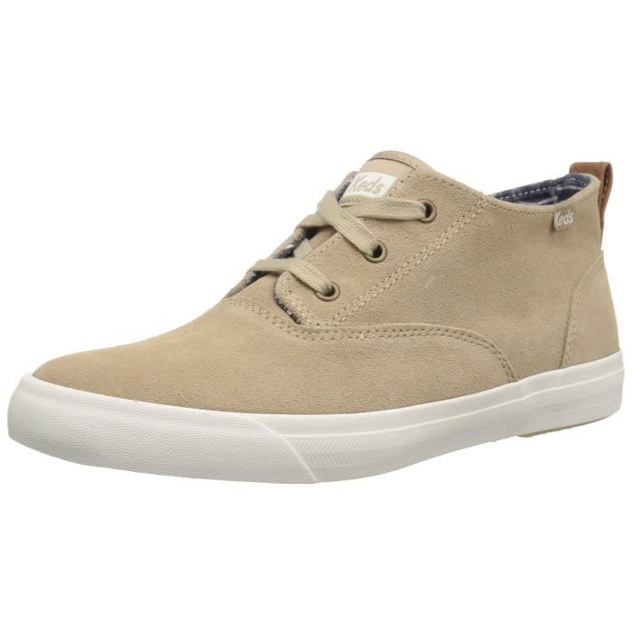 Triumph Mid Suede Sneaker Mode CYB5Q Taille-39 1-2