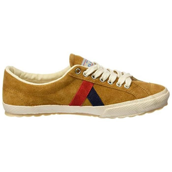 Berliner Suede Walking Leather par El Ganso Footwear - Couleur - Brun, Taille - 44