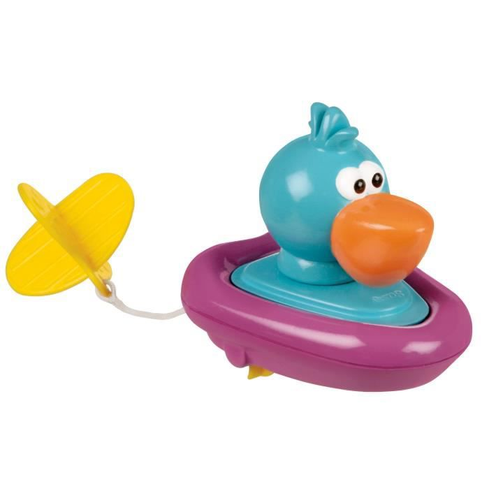 Sassy Pull And Go Boat Bath Toy, Pelican M4W7X