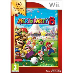 JEUX WII Mario Party 8 Selects Jeu Wii