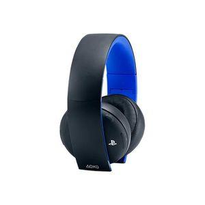 CASQUE AVEC MICROPHONE Wireless Stereo - Micro-casque Sony Sans Fil Stéré