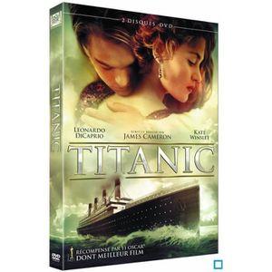 DVD FILM DVD Titanic  2dvd (2012)