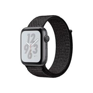 MONTRE CONNECTÉE Apple Watch Nike+ Series 4 (GPS) 44 mm espace gris