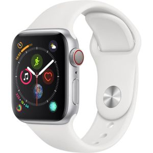 MONTRE CONNECTÉE Apple Watch Series 4 GPS + Cellular, 40mm, Boîtier