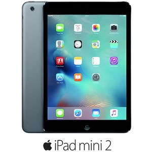 TABLETTE TACTILE Tablette tactile Apple iPad Mini 2 32Go Gris Sidér