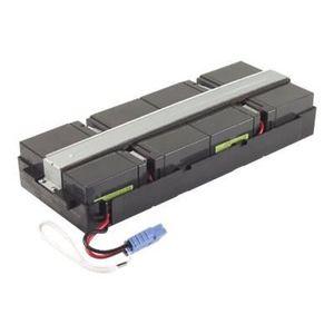 BATTERIE INFORMATIQUE APC Batterie RBC31 - 24 V DC - Scellées au plomb-a