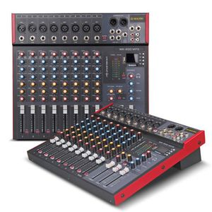 TABLE DE MIXAGE G-MARK MK800 Table de mixage professionnelle audio