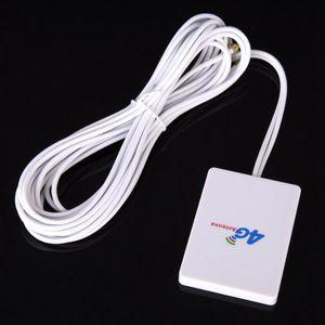 MODEM - ROUTEUR JZ 4G Antenne 28dBi 3G LTE TS9 Signal Amplificateu