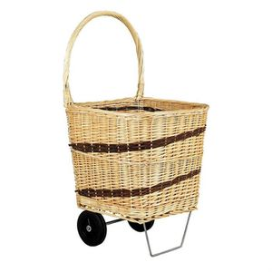 Chariot a buches osier achat vente chariot a buches osier pas cher cdis - Chariot a buche pas cher ...