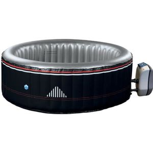 SPA COMPLET - KIT SPA Spa gonflable rond Montana - Netspa - 6 personnes