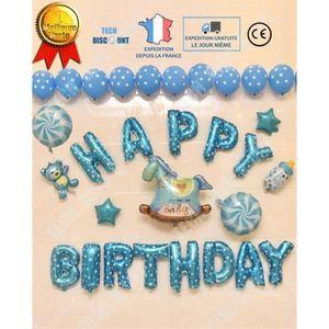 BALLON DÉCORATIF  KIN TD® ballon decoration anniversaire fille 3 ans