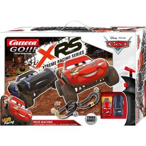 CIRCUIT Carrera GO!!! 62478 Coffret Disney·Pixar Cars - Mu