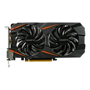 CARTE GRAPHIQUE INTERNE Gigabyte GeForce GTX 1060 WINDFORCE OC 3G - Carte