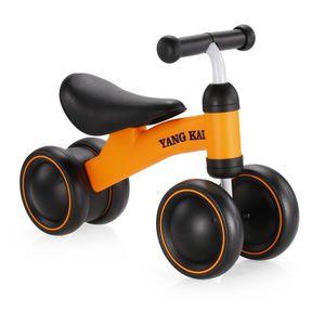 DRAISIENNE Orange Enfants trois roues Balance vélo enfants Sc