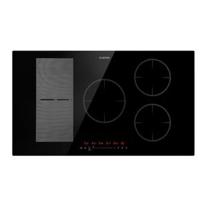 PLAQUE INDUCTION Klarstein Delicatessa 90 Hybrid Table de cuisson à