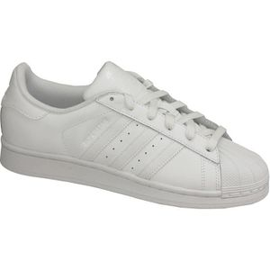 BASKET Adidas Superstar Junior Foundation B23641