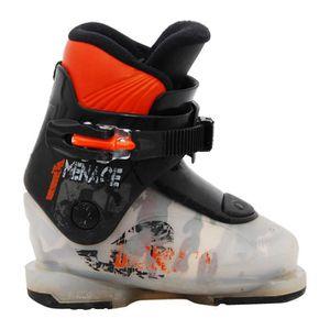 CHAUSSURES DE SKI Chaussure de ski Dalbello junior menace noir/orang