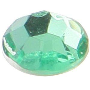 SEQUIN - STRASS Strass diamant autocollant: Vert (x160) REF/3885