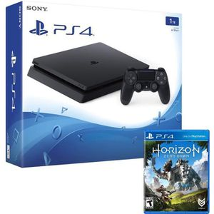 CONSOLE PS4 PS4 Slim 1to + HOZIRON ZERO