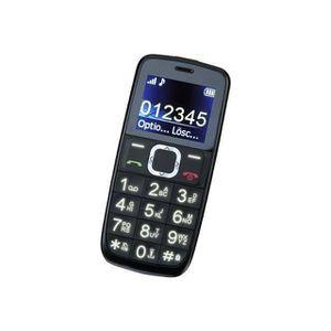 MOBILE SENIOR Téléphone sénior mobile SWITEL M170 Bravo Quad-ban
