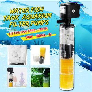 FILTRATION - POMPE TEMPSA Filtre Pompe Pour Aquarium Poisson>120cm 28