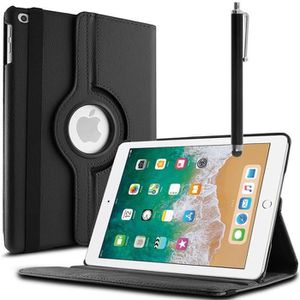 HOUSSE TABLETTE TACTILE Pour Apple iPad 9.7 (2018): Etui Rotatif Rotative