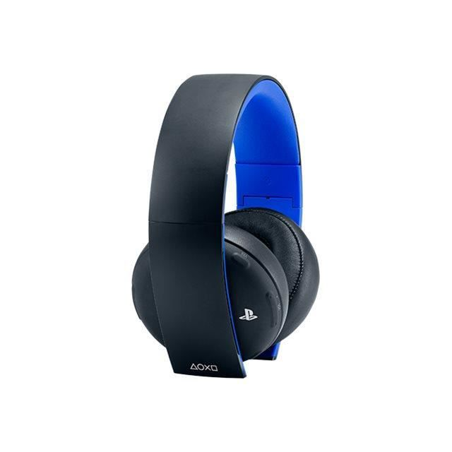 Wireless Stereo - Micro-casque Sony Sans Fil Stéréo 2.0 PS4, PS3, PS Vita - PlayStation Officiel