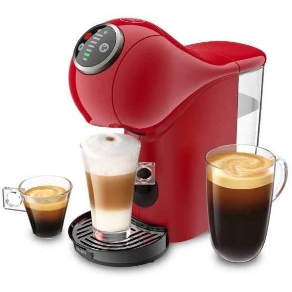 MACHINE A CAFE yy4444fd CafetiScaronre hellip dosette 15 bars 1500w rougenoir gsbquonio s plus854
