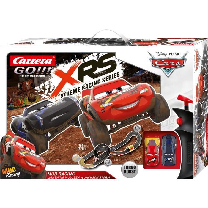 Carrera Go!!! Disney Cars 3 - Mud Racing