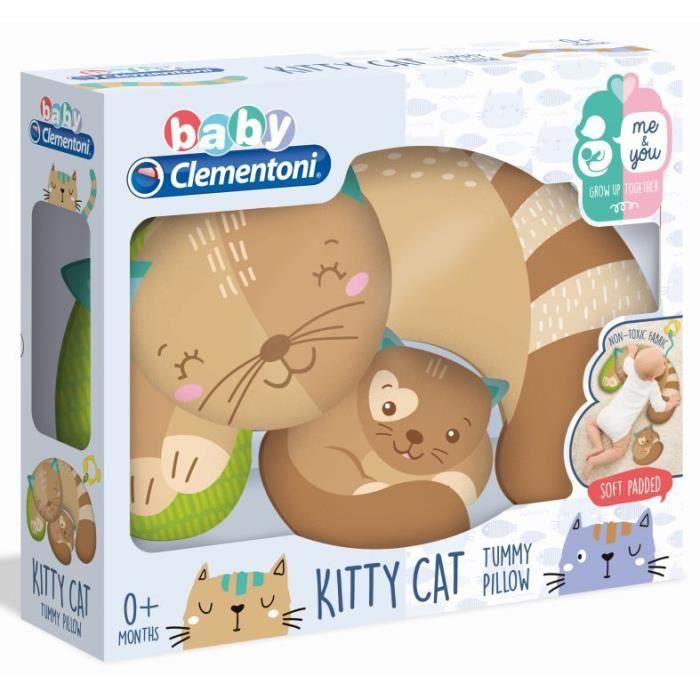 Oreiller kitty cat Clementoni
