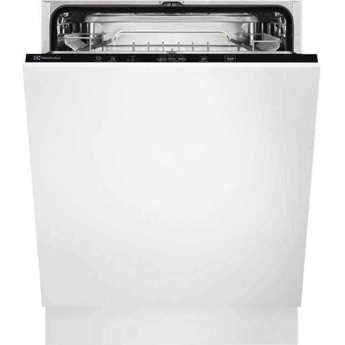 Lave-vaisselle tout intégrable ELECTROLUX EEA627201L - 13 couverts - Largeur 60 cm - 46 dB