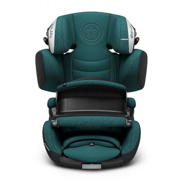 KIDDY Siège auto Guardianfix 3 - Bébé mixte - Vert profond