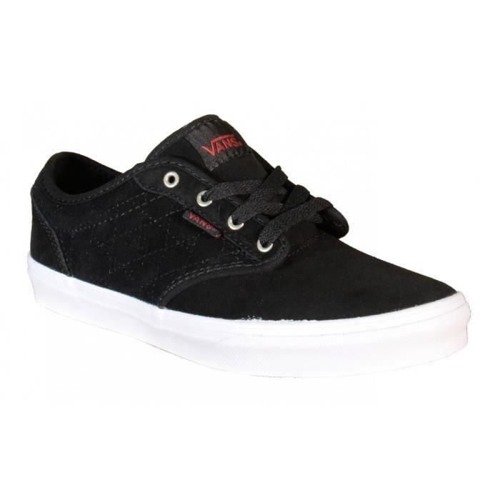 VANS - Vans Atwood Chaussures de Sport pour Femme Noir Cuir ZNRGU7