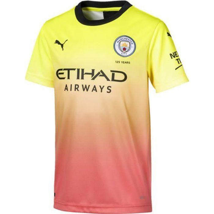 Maillot junior Third Manchester City