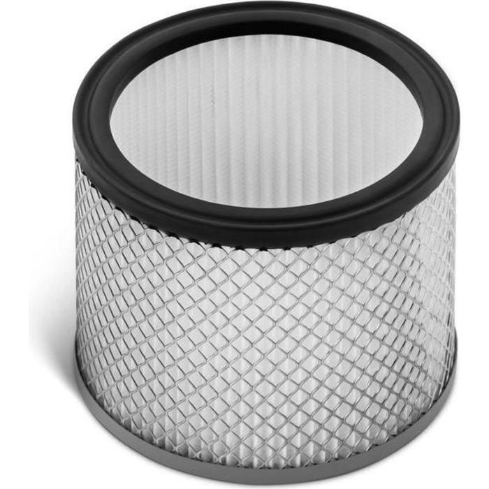Post Filtre HEPA Pour Aspirateur Industriel Cendres Plissé Rond Filet Ulsonix