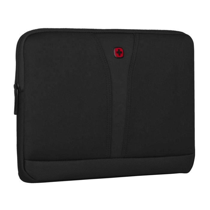WENGER BC Fix Neoprene 11.6'' - 12.5'' Laptop Sleeve Black [87353]