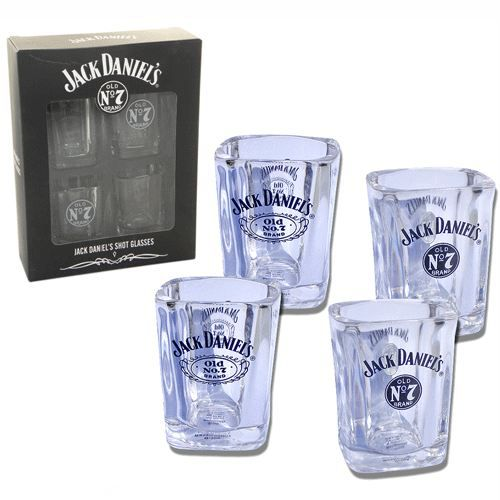 coffret petits verres jack daniel 39 s achat vente verre cocktail soldes d s le 10 janvier. Black Bedroom Furniture Sets. Home Design Ideas