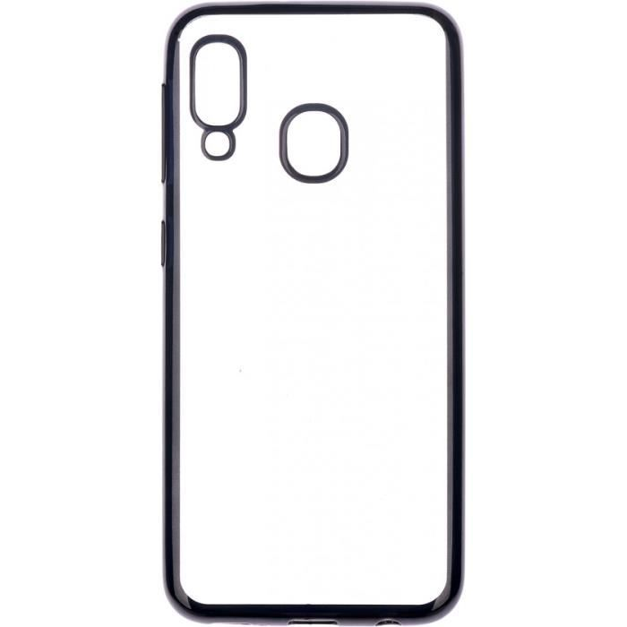 Conception de Coussin dair Anti-Choc Anti-Rayures Case 2*Film en Verre Tremp/é Fanxwu Compatible avec Coque Samsung Galaxy A30 /Étui Ultra Doux Transparente TPU Silicone Cover