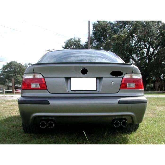 ST M Sport E82/P Style ABS Coffre de coffre Spoiler