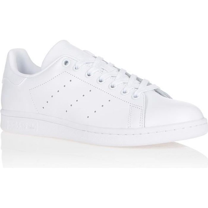 buy popular 87c21 a0a29 Stan smith homme blanc
