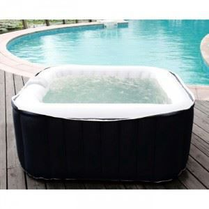 spa jacuzzi gonflable carr ac01 achat vente spa. Black Bedroom Furniture Sets. Home Design Ideas