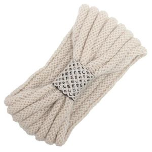 PACK APPAREIL RÉFLEX Femmes Bandeau à tricoter main main tenir chaude B