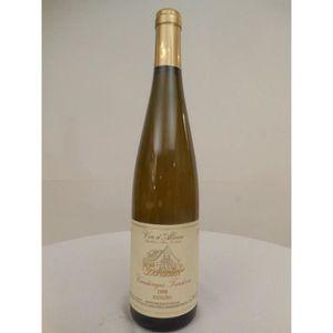 VIN BLANC riesling schueller tardives vendanges liquoreux 19