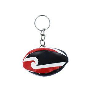 PORTE-CLÉS Porte cles ballon rugby drapeau maori