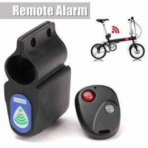 ANTIVOL Alarme Vélo Antivol Sirène Vibration Télécommande