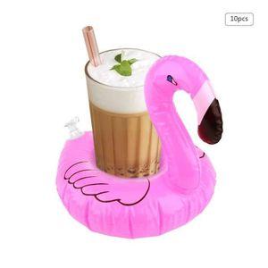 Gonflable boisson peut titulaire Donut 18 cm Bière Coke Piscine Bain Flottant Party Fun